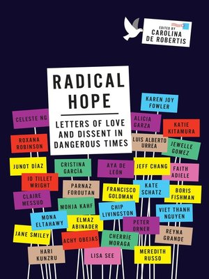 cover image of Radical Hope