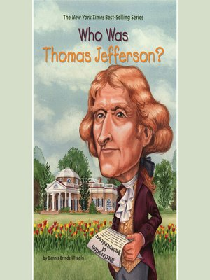 cover image of Who Was Thomas Jefferson?