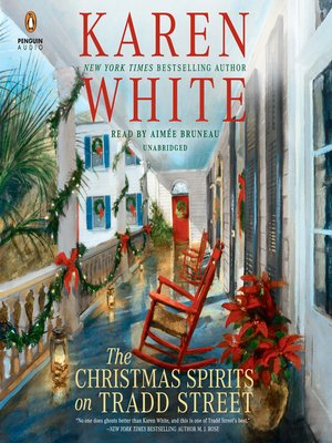 cover image of The Christmas Spirits on Tradd Street