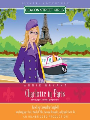cover image of Charlotte in Paris