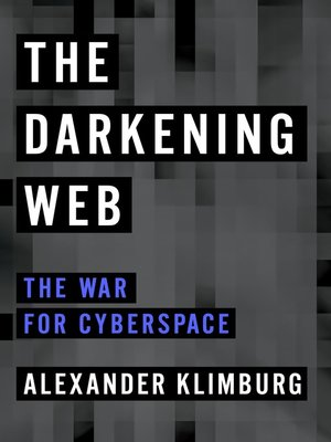 cover image of The Darkening Web