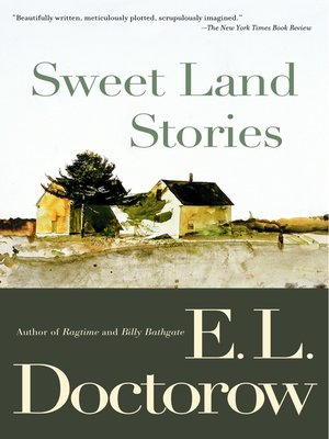 cover image of Sweet Land Stories