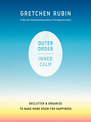 cover image of Outer Order, Inner Calm