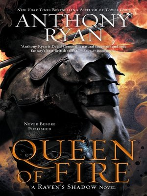 cover image of Queen of Fire