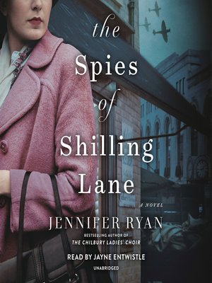 cover image of The Spies of Shilling Lane