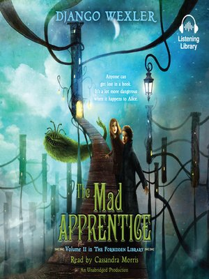 cover image of The Mad Apprentice