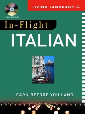 cover image of In-Flight Italian