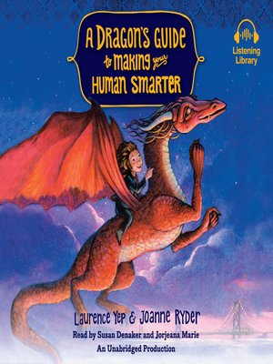 cover image of A Dragon's Guide to Making Your Human Smarter