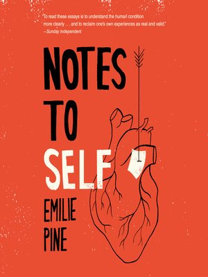 cover image of Notes to Self