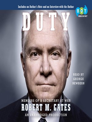 cover image of Duty