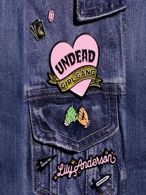 cover image of Undead Girl Gang