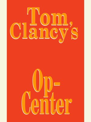 cover image of Op-Center