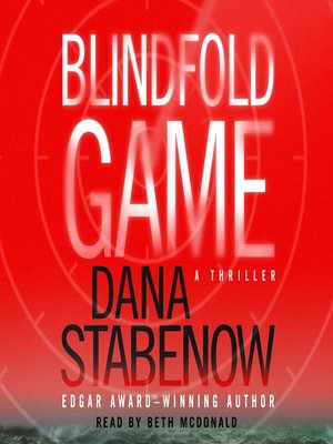 cover image of Blindfold Game