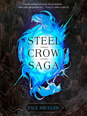 cover image of Steel Crow Saga