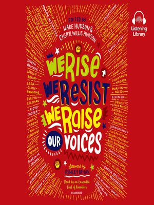 cover image of We Rise, We Resist, We Raise Our Voices