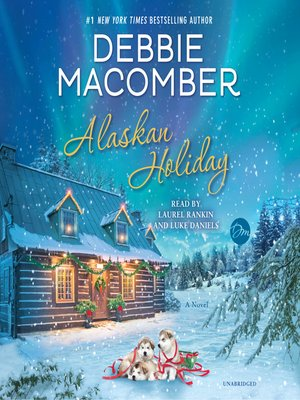 cover image of Alaskan Holiday