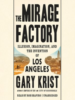 cover image of The Mirage Factory
