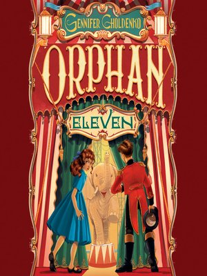 cover image of Orphan Eleven