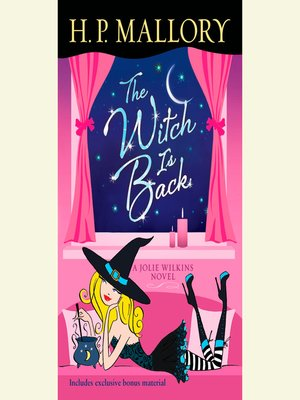 cover image of The Witch Is Back