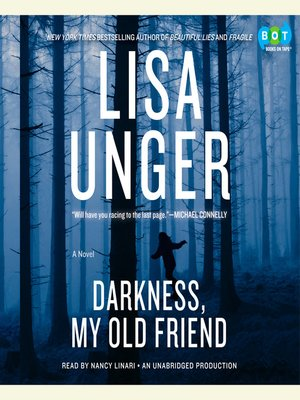 cover image of Darkness, My Old Friend