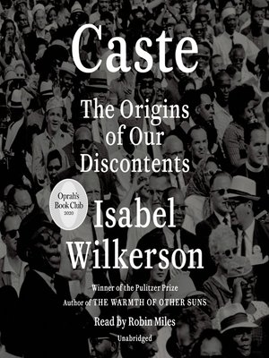 cover image of Caste (Oprah's Book Club)