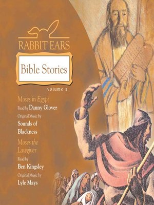 cover image of Rabbit Ears Bible Stories, Volume 2
