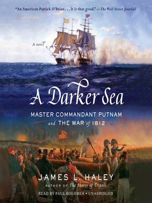 cover image of A Darker Sea