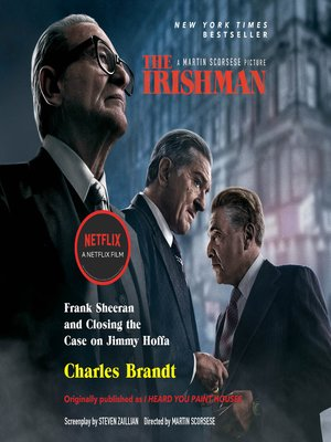 cover image of The Irishman (Movie Tie-In)