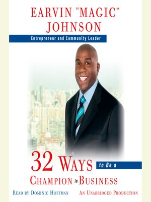 cover image of 32 Ways to Be a Champion in Business