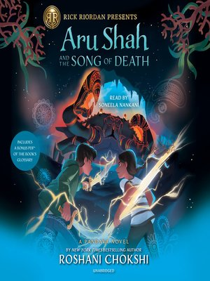 cover image of Aru Shah and the Song of Death