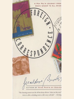cover image of Foreign Correspondence