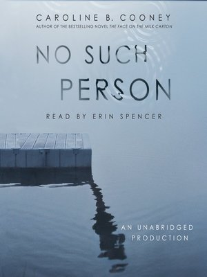 cover image of No Such Person