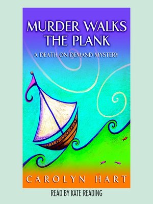 cover image of Murder Walks the Plank