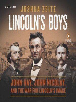 cover image of Lincoln's Boys