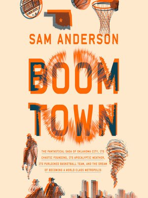 cover image of Boom Town