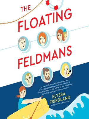 cover image of The Floating Feldmans