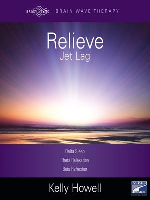 cover image of Relieve Jet Lag