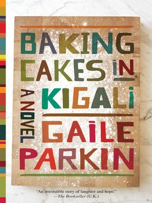 cover image of Baking Cakes in Kigali