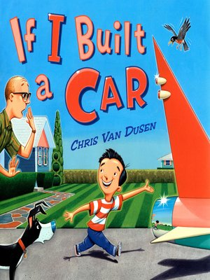 cover image of If I Built a Car