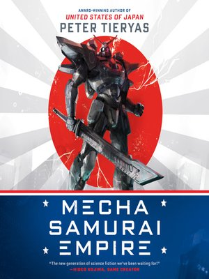 cover image of Mecha Samurai Empire