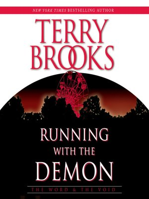 cover image of Running with the Demon