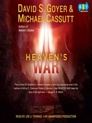 cover image of Heaven's War