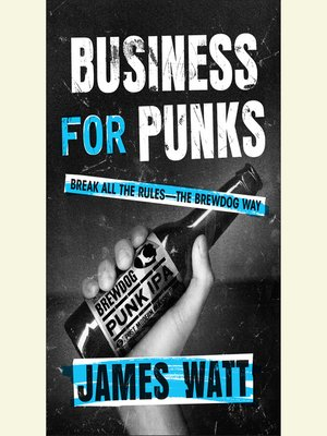cover image of Business for Punks