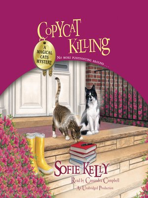 cover image of Copycat Killing