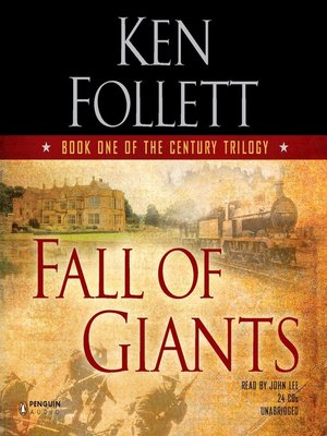 cover image of Fall of Giants