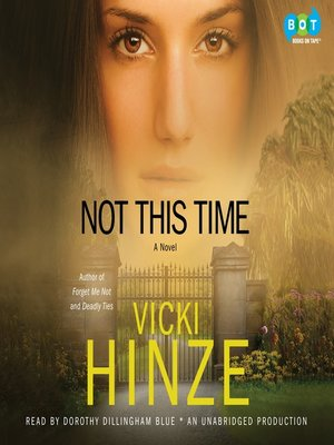cover image of Not This Time