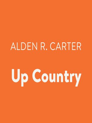 cover image of Up Country