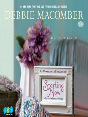 cover image of Starting Now