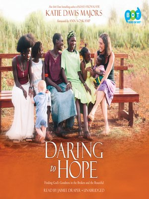 cover image of Daring to Hope