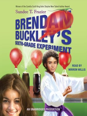cover image of Brendan Buckley's Sixth-Grade Experiment